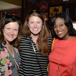 Ginny Lewis, from left, Susan Oehl and Sharron Melton at the Women of Wardrobe Spring Fling March 2014