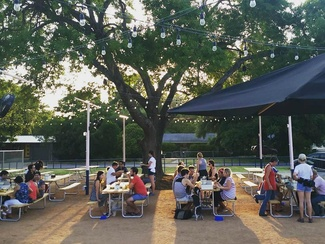 Hotly anticipated dog park and bar now open in North Central Austin
