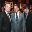 Andy Cordes, from left, Brian Teichman and Bubba McNeely at the Citizens for Animal Protection Gala November 2013