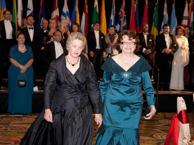 News_Consular Ball_Mayor Annise Parker_Kathy Hubbard