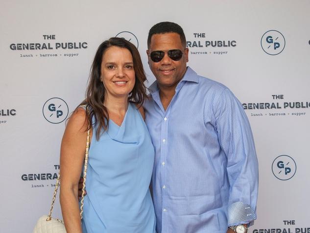 The General Public opening, 8/16, Deneille Noah, Grayland Noah
