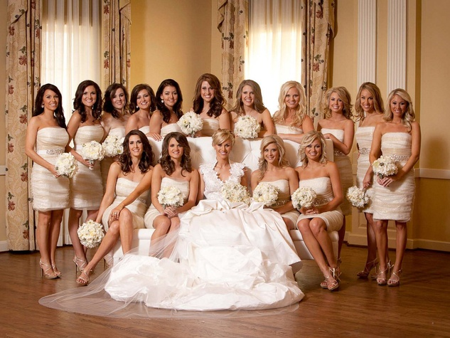 News Tony Romo Candice Crawford Wedding Bridesmaids