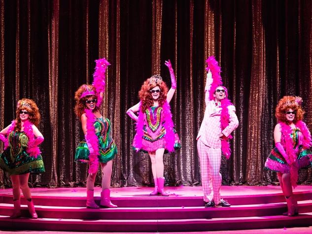 Sweet Potato Queens Musical