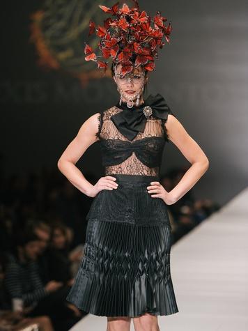 Look from Alexis Monsanto at Fashion Houston Nov. 2014