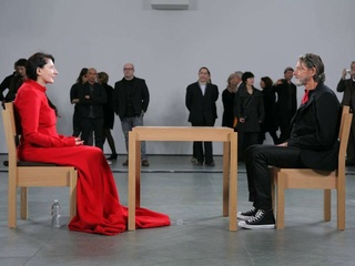 The Artist is Present with Marina Abramovic
