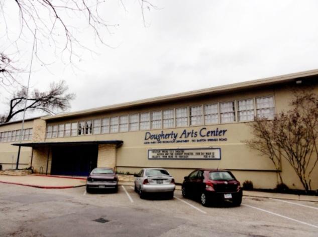 Austin Photo Set: News_Marshall_dougherty arts center_may 2012_exterior now