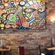1252 Tapas Bar Uptown Park mural