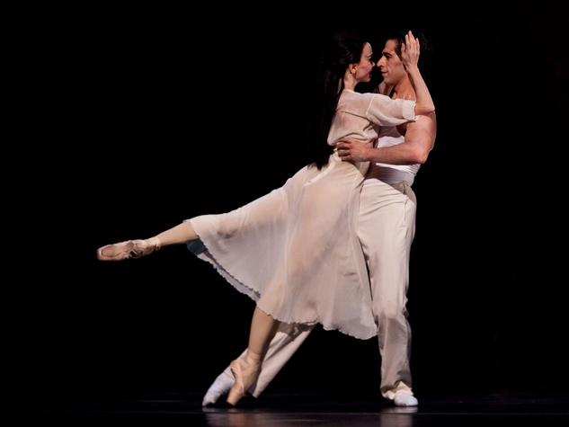 Houston Ballet, Madame Butterfly, Amy Fote, James Gotesky