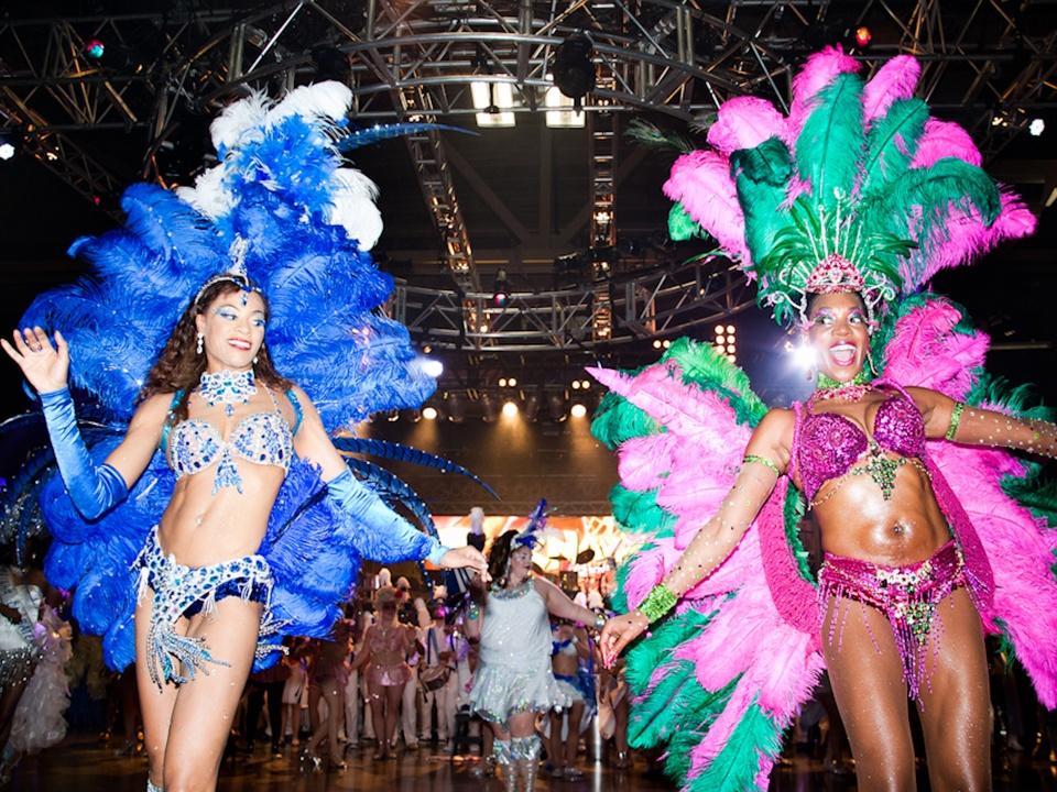 Carnaval 2014 in Austin 1900