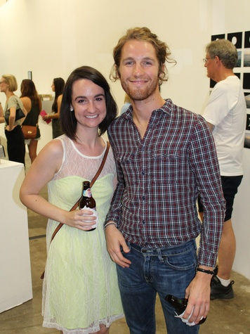 Access Contemporary Houston August 2013 Lydia Hance and Mark Hirsch