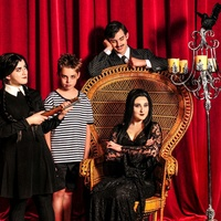 <i>The Addams Family</i> Musical