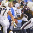 Arian Foster Texans Chargers move