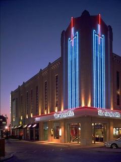 The Magnolia Theatre in West Village in Dallas