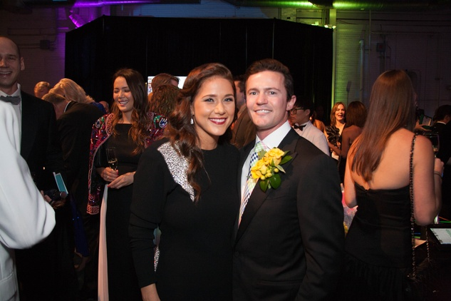 News, Shelby, Children's Museum gala, Oct. 2015 Crystal Thompson, Jared Thompson