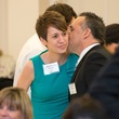 0182 Jessica and Scott Wesley at the Spring Chick luncheon April 2015