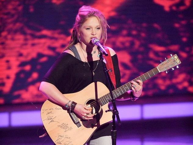 News_American Idol_Crystal Bowersox