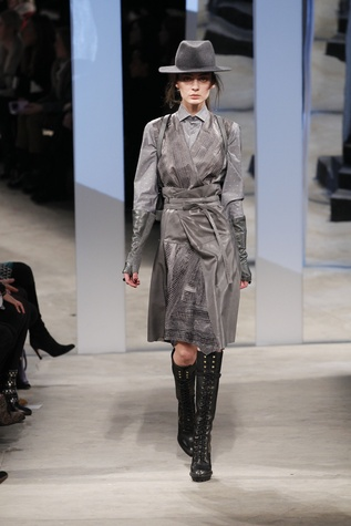 Kenneth Cole look 41 fall 2014