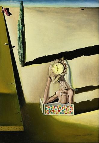 'La femme poisson' by Salvador Dalí