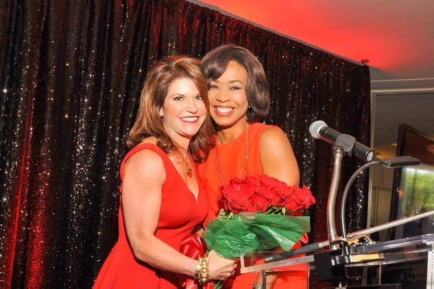 Houston, News, Shelby, Go Red For Women, April 2015, Laura Davenport, Gina Gaston