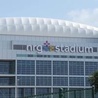 NRG Stadium former Reliant Stadium June 2014
