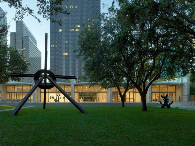 Nasher Sculpture Center in Dallas
