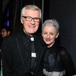 Allen Questrom, Kelli Questrom at Nasher 10th anniversary