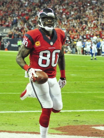 Andre Johnson Texans Colts TD