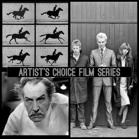 Artist film choice series