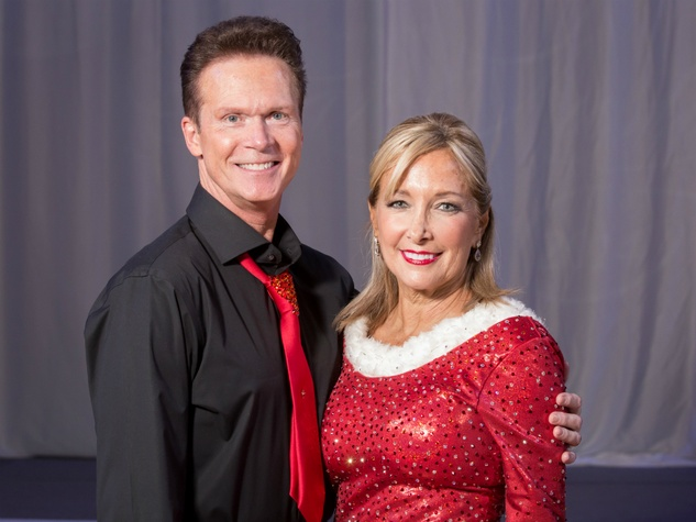 Dancing with the Stars Austin 2014 - Randy Ferguson Katrine Formby