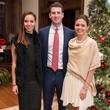 Celebration of Reading Author Reveal and Holiday Soirée-Anjelaka Stolte, Ryan and Natasha Roller