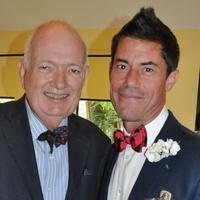 Milton Townsend, 50th birthday, September 2012, Jackson Hicks, Milton Townsend