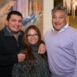 Michael Martinez, Ana Palma, Anthony Cruz, No Tie Kickoff