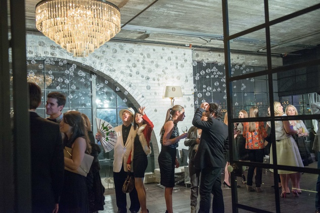 News, Shelby, The Astorian, Houston magazine party, April 2015