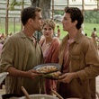 Theo James, Shailene Woodley and Miles Teller in Insurgent
