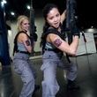 Comicpalooza female warriors