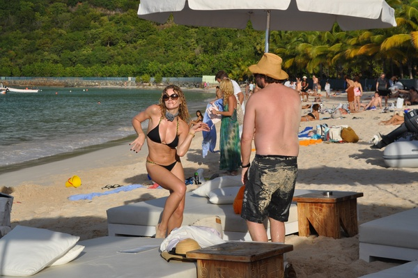 News_Shelby_ Nikki Beach_St. Barts_Jan. 2013