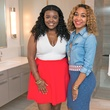 Houston, The River Oaks High Rise Preview Party, June 2015, Anndra Mitchell; Christyn Breckenridge