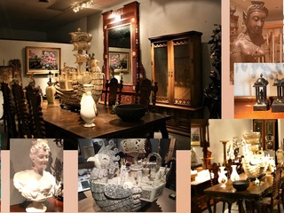 Artists Showplace Gallery presents Fine Art and Antique Estate Sale