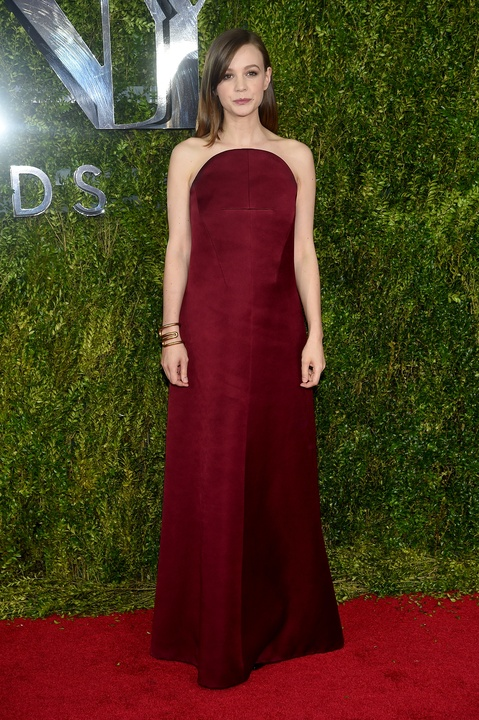 Tony Awards 2015 Carey Mulligan