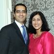 27 Ashish and Sameera Mahendru at the Houston Bar Association Harvest Celebration November 2013