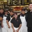 Ziggy Gruber kitchen staff Deli Man