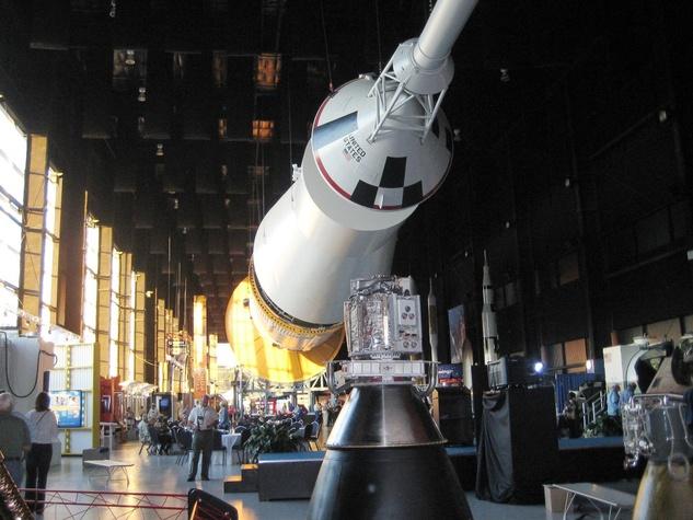 Saturn V, Huntsville, Alabama, rocket
