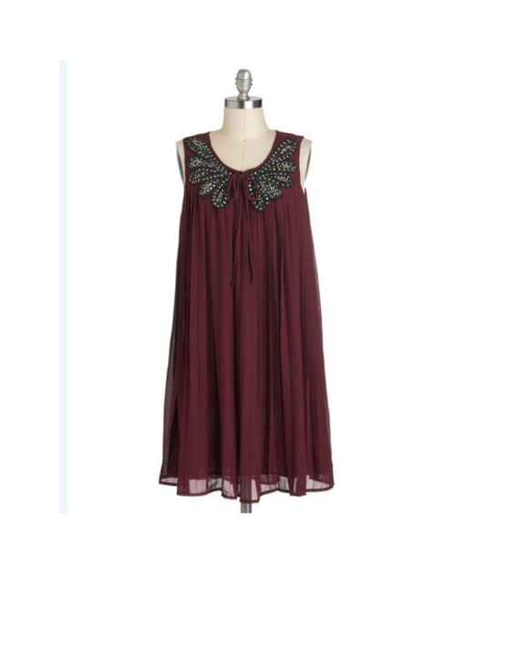 modcloth come butterfly with me