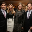 204 Carlos and Luvi Wheelock, from left, and Vanessa and Tony Sanchez at Catwalk for a Cure November 2013