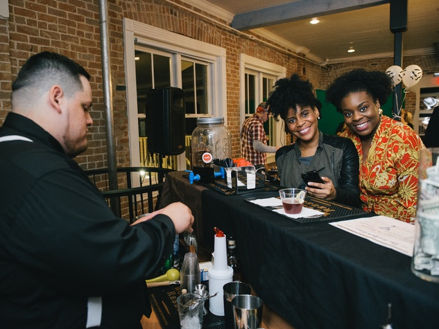 46 Promoted Article Woodford Reserve event December 2014
