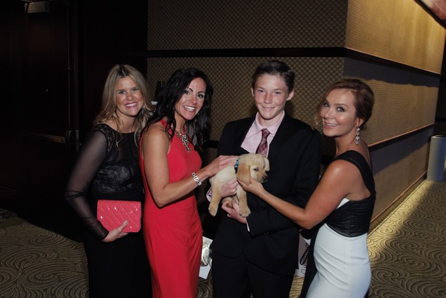Houston, News, Shelby, JDRF Promise Ball, April 2015, Amanda Walsh, Desi Nunnergy, Marston Fisher, Dominique Vila