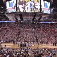 Final Four champs in Indianapolis 2015