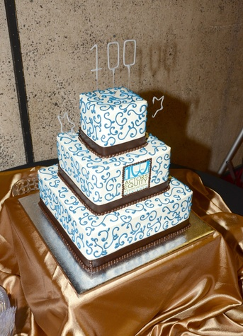 18 Actors' Equity Fund anniversary event September 2013 cake