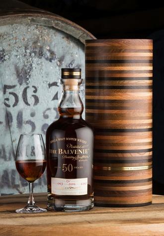 Balvenie 50 Scotch