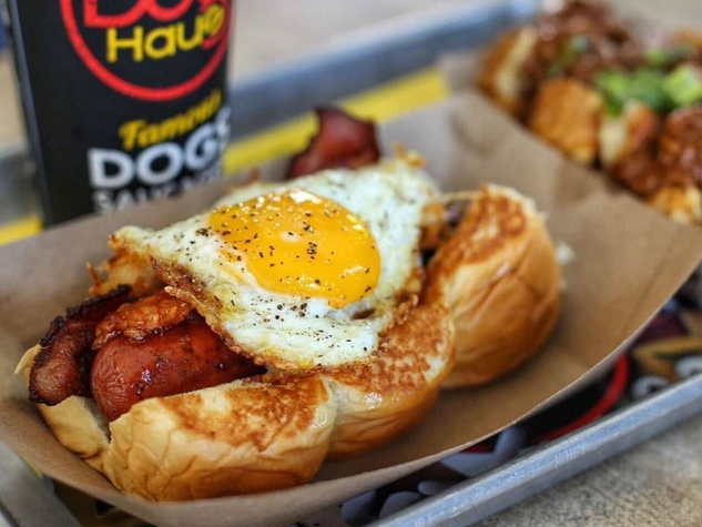 Hot Dog Haus Dallas